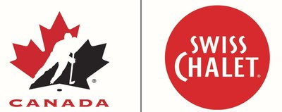 Hockey Canada x Swiss Chalet (CNW Group/Swiss Chalet)