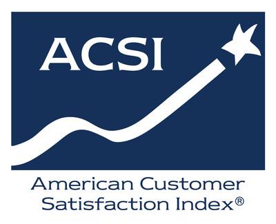 American Customer Satisfaction Index (PRNewsFoto/American Customer Satisfaction I)