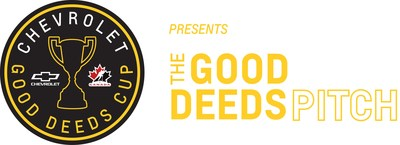 2020/21 Chevrolet Good Deeds Cup (CNW Group/Chevrolet Canada)