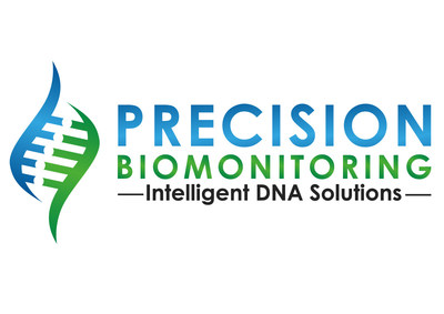 Precision Biomonitoring Logo (CNW Group/Precision Biomonitoring)