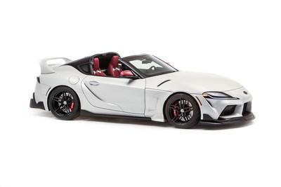 El concepto del GR Supra Sport Top 2021