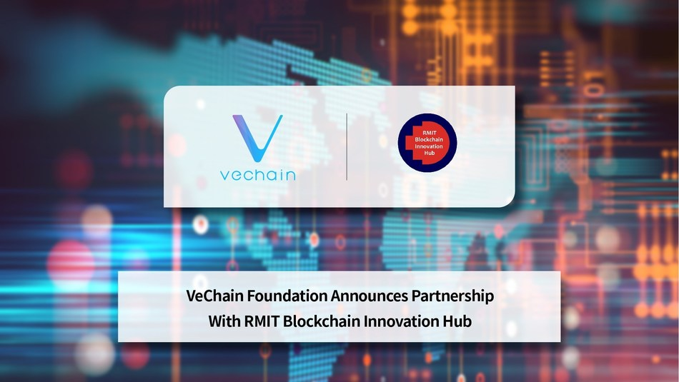 VeChain_and_RMIT_Partnership