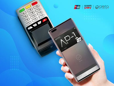 Huawei Pay, the mobile payment service by Huawei today announced a new partnership with Aleta Planet and UnionPay International (UPI) to introduce the mobile payment solution combining Near Field Communication (NFC) and Quick Response Code (QR code) payments for Singapore Huawei users. For more information about Huawei Pay, please visit https://consumer.huawei.com/en/mobileservices/huawei-wallet/
