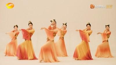 """""""La edad dorada"""" en el episodio 12 de CHINA: música y danza imperial en la dinastía Tang (PRNewsfoto/Mango TV)"""