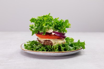 During the 2020 pandemic the UK's most popular dinner to successfully lose weight was a beef burger in salad leaves