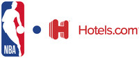 Hotels.com named Official Travel Partner of the NBA