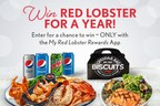 Red Lobster® Says Goodbye to 2020 by Offering a Chance to Win Red Lobster for a Year