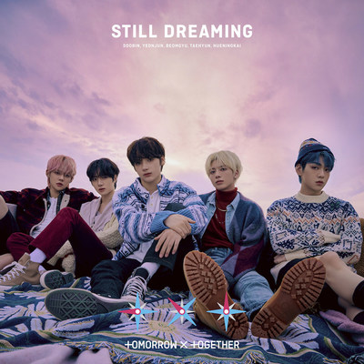 TOMORROW X TOGETHER ANNOUNCES FIRST JAPANESE FULL-LENGTH ALBUM 'STILL DREAMING' AVAILABLE ON February 12