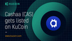 KuCoin lists Cashaa to aid the Rollout of its Global Banking Platform