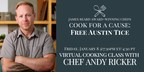James Beard Award-winning Chef Andy Ricker to Cook for a Cause: Freedom for journalist and Marine veteran Austin Tice