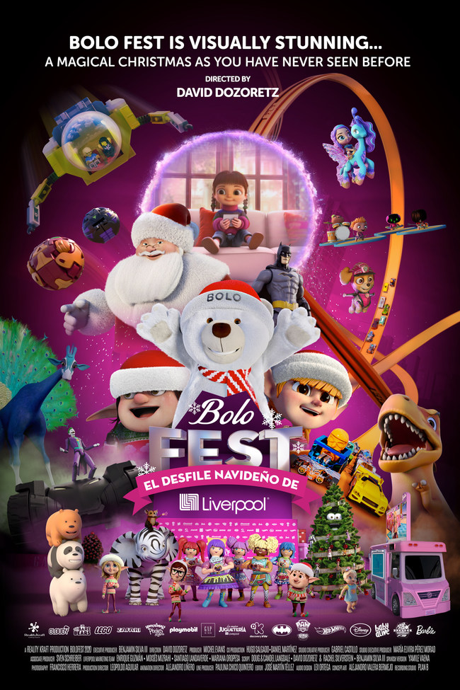 The World's first all digitally produced Christmas Parade, which captured the number 1 rating and viewership on all 5 networks. It also combined both an integrated AR and VR immersive experience that has captivated audiences globally.