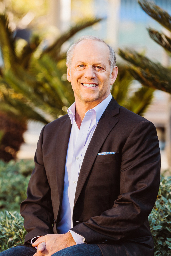 Michael Minson, CEO and Founder Level Up Group