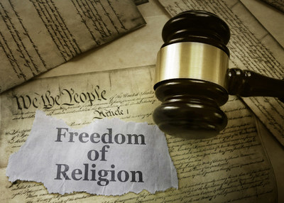 """As the world faces another wave of COVID infections -- and as municipal and state governments impose new restrictions -- there is growing concern about the impact on individual liberty and religious freedom. In a recent speech, Supreme Court Justice Samuel Alito Jr. said, """"Religious liberty is in danger of becoming a second-class right."""""""
