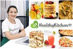 Healthy Kitchen 101 Becomes First Recipe Website Ever to Offer...