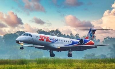 Star Air Embraer 145 (PRNewsfoto/Star Air)