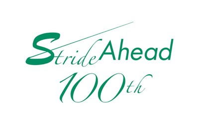The logo of the slogan
