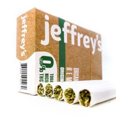 Jeffrey's Hemp Ciagrettes