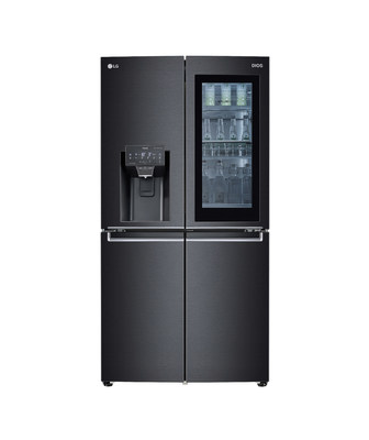 LG InstaView Refrigerator with Voice Recognition