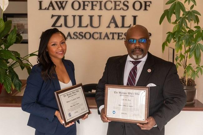 Attorney Whitney Ali & Attorney Zulu Ali