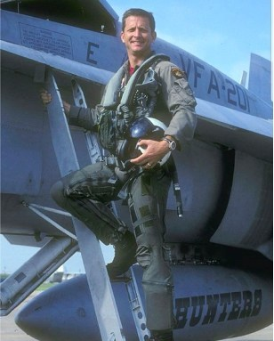 E. Matthew 'Whiz' Buckley, Founder of the TOPGUN Fighter Foundation