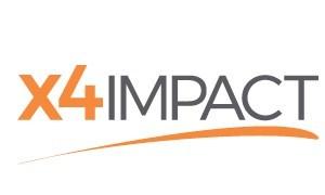 X4Impact Logo