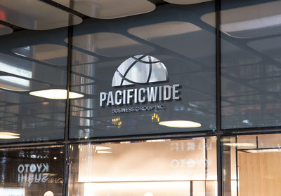 Pacificwide New Brand Identity