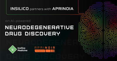 Insilico partners with APRINOIA