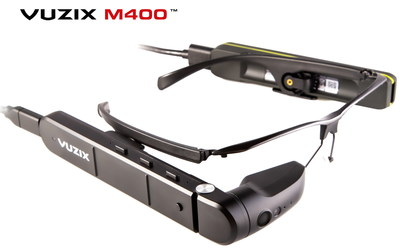 Vuzix M400 (PRNewsfoto/Vuzix Corporation)