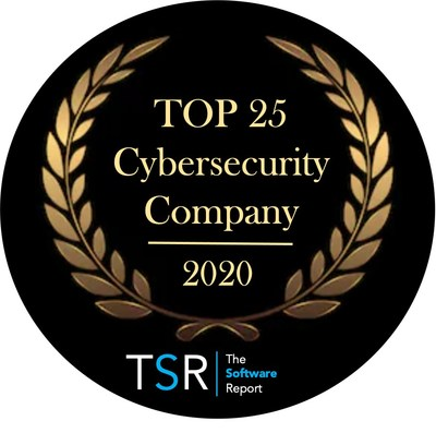 RevBits recognized as a Top 25 Cybersecurity Company in 2020 by The Software Report.
