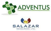 Adventus Salazar Logos (ADZN-tsxv) (CNW Group/Adventus Mining Corporation)