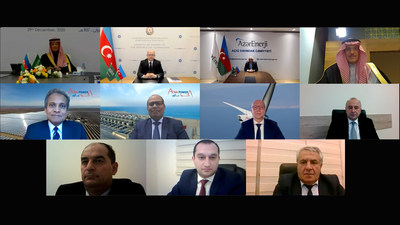 ACWA Power signs three agreements for the first foreign investment based independent wind power project in Azerbaijan