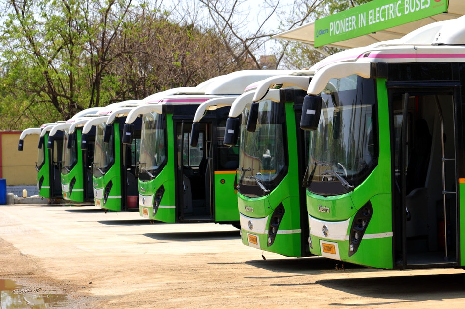 Olectra Buses