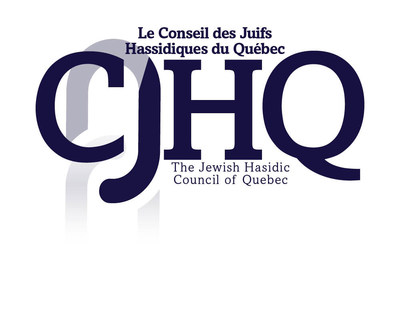 Le Conseil des juifs hassidiques du Québec (Groupe CNW/Conseil des juifs hassidiques du Québec)