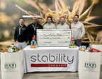 Stability Cannabis Donates 515 Pounds of Food and Cash for 4,020...