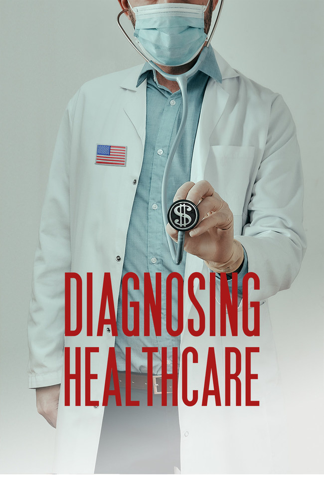 Poster for Diagnosing Healthcare (PRNewsfoto/Alphadelphi, Inc.)