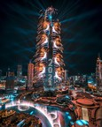 Burj Khalifa and Downtown Dubai bring in 2021 with a spectacular...