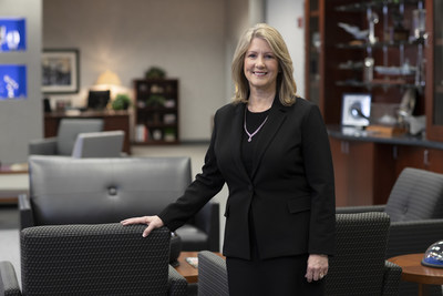 Michele Evans, executive vice president of Lockheed Martin's Aeronautics business area