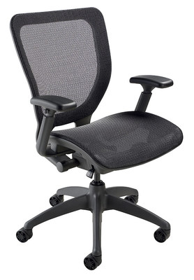 Nightingale Chair WXO 5800M - The perfect working chair. A refined, sleek profile with ergonomic support provides superior comfort.