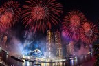 The show goes on in Bangkok as 25,000 eco-friendly fireworks...
