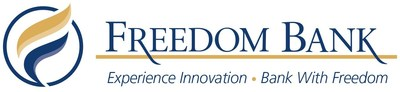 The Freedom Bank of Virginia (PRNewsfoto/Freedom Bank of Virginia)