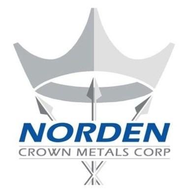 Norden Crown Metals Corp. - logo (CNW Group/Norden Crown Metals Corp.)