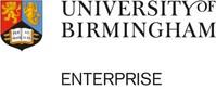 University of Birmingham Enterprise Logo