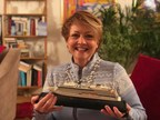 Iconic British Broadcast Journalist Anne Diamond To Be Godmother Of Newest Viking Ocean Ship