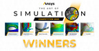 Ansys Announces Winners of 2020 Art of Simulation Competition