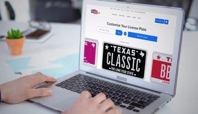 El nuevo comercial de televisión de My Plates que promueve su tienda de placas con todos los servicios se lanza en enero de 2021.