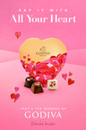 Fill Your Heart with GODIVA's Decadent Valentine's Day Collection