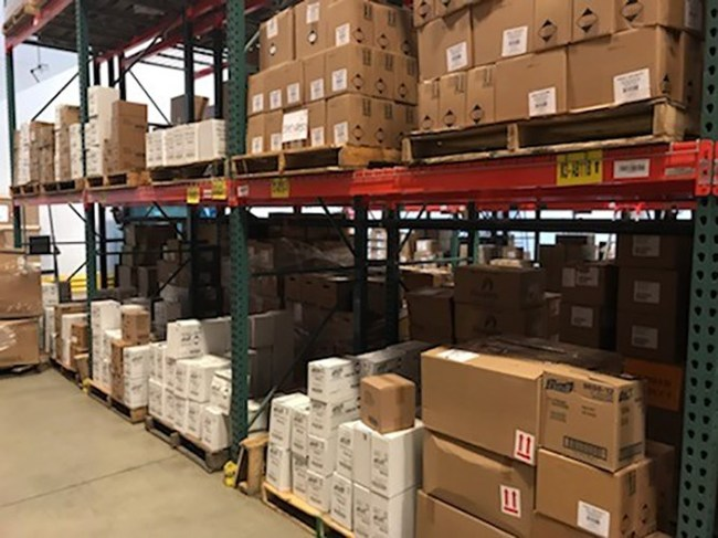 Bidders at the AMD auctions can also acquire pallet racking, shelving, material handling and plant support equipment, office furniture and technology assets from the 3 locations.