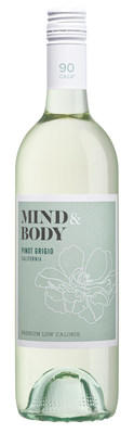 Pinot Grigio from Mind & Body Wines
