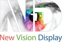 (PRNewsfoto/New Vision Display (Shenzhen) Co., Ltd)