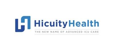 Hicuity Health Logo (PRNewsfoto/Advanced ICU Care)